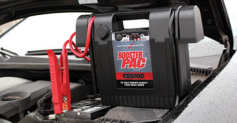 Booster PAC ES5000 1500Amp Jump Starter Review 2018