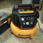 Bostitch BTFP02012 Pancake Compressor