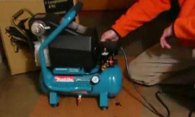 Makita MAC700 Big Bore 2.0 HP Air Compressor Review 2018