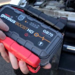 NOCO Genius GB70 jumpstarter