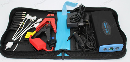 PowerGo Portable 12V Jump Starter Booster & Power Bank Review 2019