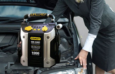 STANLEY J5C09 Jump Starter & Air Compressor Review 2019