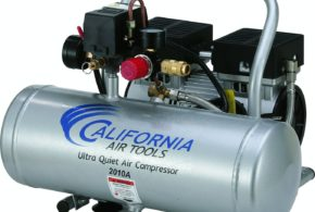 California Air Tools 2010A Ultra Quiet and Oil-Free 1.0 HP 2.0-Gallon Aluminum Tank Air Compressor Review 2019
