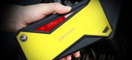 DBPOWER 600A Peak 18000mAh Portable Car Jump Starter and Charger Review 2019