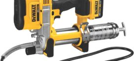 Best Grease Gun Reviews 2019